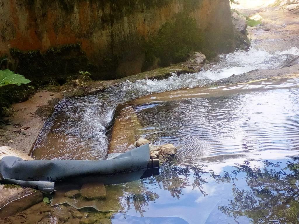 zatvorena riblja staza-isprobani metodi zaustavljanja vode