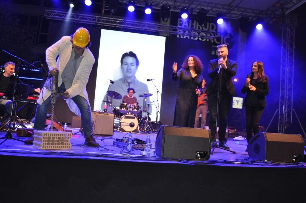 Rambo, Eda, Tamara, Damir performans