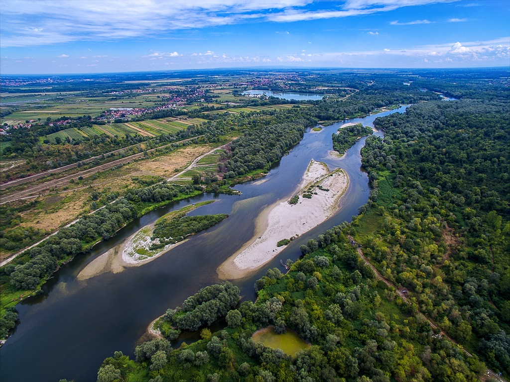 rijeka Sava - foto Mario Zilec