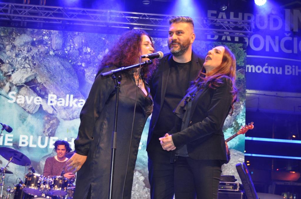 Eda, Damir, Tamara